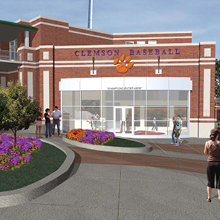 Clemson Univ. Baseball Players Facility